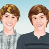 Одевалка: Наряд для близнецов (Twins Dylan and Cole dress up)