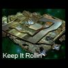 Закати мяч (Keep It Rollin')