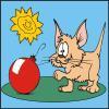 Книжка раскраска Кошки и Собаки (Cats and Dogs Coloring Book)