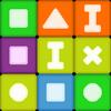 Цветные блоки (Color blocks)