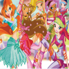 Пазл: Сказочный мир (Fairy World)