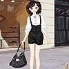 Одевалка: наряжаем Татьяну (Tanya dress up)