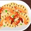 Кулинария: Жареные криветки (Grilled Cilantro Lime Shrimp)