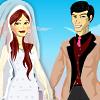 Одевалка: Свадьба, свадьба (Sweet Wedding Dressup)