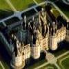 Пазл: Француский замок (Chambord Castle in France)