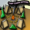 TD Лагерь: Атака амеб (Camp Tower Defense - Amoeba attack)