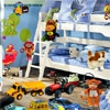 Поиск предметов: Детская комната (Kids Bedroom Hidden Objects)