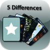 5 различий (5 Differences (Fantasy pack))