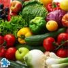 Пазл: Фрукты и овощи (Fruit And Vegetables)
