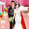 Одевалка: Модная свадьба (Fashionista Wedding Dress Up)