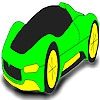 Раскраска: Концепт кар (New concept car coloring)