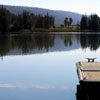 Пазл: Озеро Понтун (Jigsaw: Pontoon Lake)