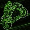 3D Неоновая гонка (3D Neon Race)