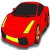 Раскраска: Авто для шоу (Showy car coloring)