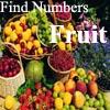 Поиск чисел: Фрукты (Find Numbers - Fruit)