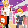 Одевалка: В магазине с мамой (Shopping with mother for school)