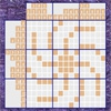 Головоломка: Рисуем по числам (Paint by Numbers Puzzle #8 - Easy Level 15x15 Nonogram)