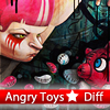 5 отличий: Сердитые игрушки (Angry Toys 5 Differences)