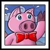 Приключения мистера Хрюшки (Mr. Pig's Platforming Diet)