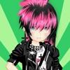 Одевалка: Девчонка панк Аманда (Anime punk girl dress up game)