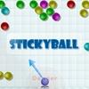 Важная мяч (Stickyball)