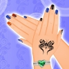 Одевалка: Маникюр (Finger Nail Decoration)