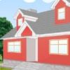 Поиск предметов: Красный дом. (Red House Hidden Objects)