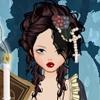 Одевалка: Платье ведьмы (Historical witch dress up game)