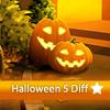 Пять различий: Хеллоуин (Halloween 5 Differences)