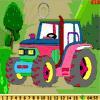 Поиск чисел: Трактор (Hidden Numbers Tractor)