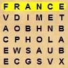 Поиск слов: Страны (Wordcross 13)
