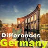 Отличия: Улицы Германии (Differences: Cityscape of Germany)