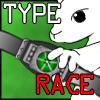 Напечатайте Гонку (Type Race)