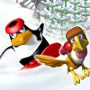 Пингвины ПРОТИВ Йети (Penguin vs Yeti)