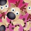 Рождественские олени (Reindeer Bounce)