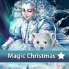 Различия: Волшебное рождество (Magic Christmas 5 Differences)