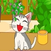 Милый голодный кот (Cute hungry cat)