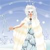 Одевалка: Снежная королева (Snow Queen Dress Up)