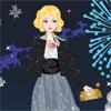 Одевалка: Новогодняя вечеринка (New Year Party Girl Dress Up)