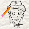 Рисовалка: Ретро мультик 3 (Retro Cartoon 3)