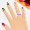 Рождественский маникюр (Christmas Manicure)