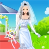 Одевалка: Элегантная невеста (Elegant Bride Dress Up)