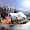 Пять различий: Снежное рождество (Snowy Christmas 5 Differences)
