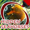 Поиск предметов: Морские коньки (Hidden Seahorses)