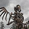 Пазл: Робот-ангел (Robot-angel)