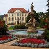 Пазл: Садовый фонтан (Jigsaw: Garden Fountain)