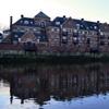 Пазл: Здание у реки (Jigsaw: River Buildings)