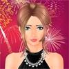 Одевалка: Новогодний макияж (New Year's Eve Makeover)