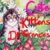 Отличия: Котята (Cute Kittens Differences)