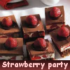 Пят отличий: Клубничная вечеринка (Strawberry party)